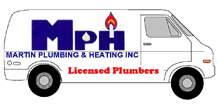 Martin Plumbing & Heating Inc.