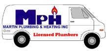 Martin Plumbing & Heating Inc.
